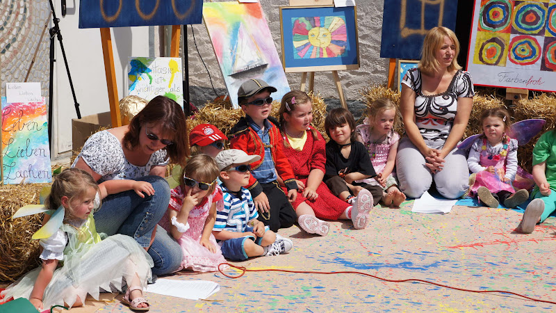 Kindergartenfest 2011 Dettenheim