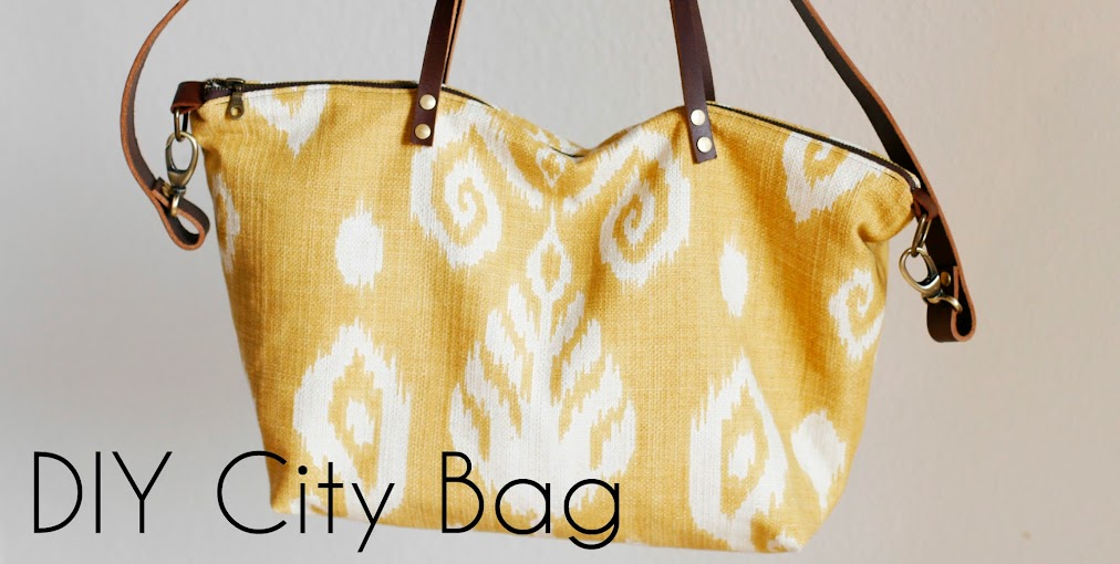DIY City Bag