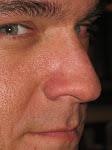 A super close up of me