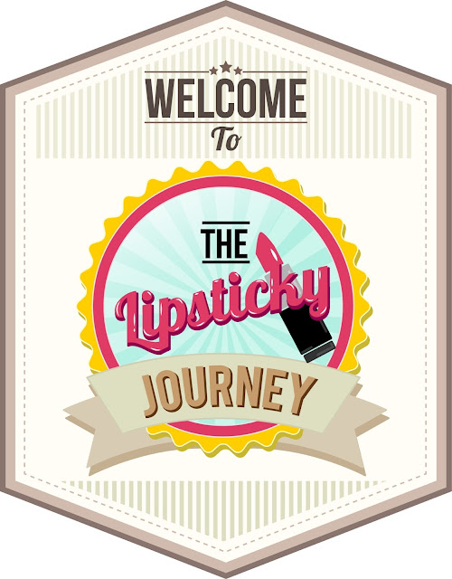 Welcome to thelipstickyjourney