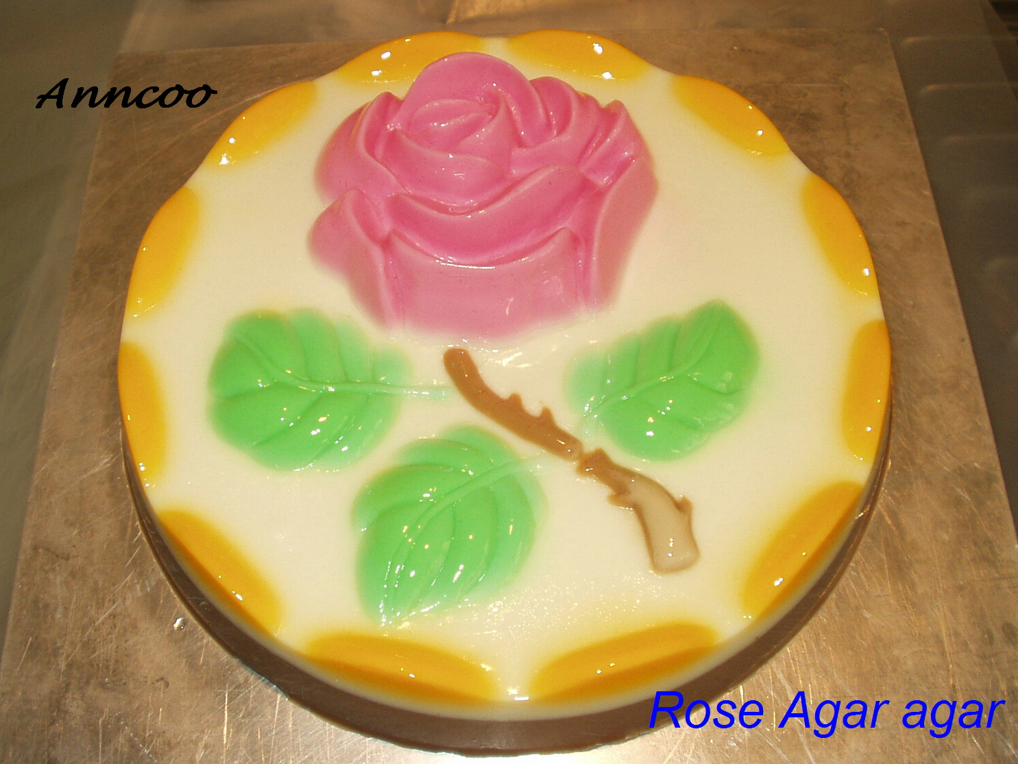 Anncoo Journal - Come for Quick and Easy Recipes: Agar
