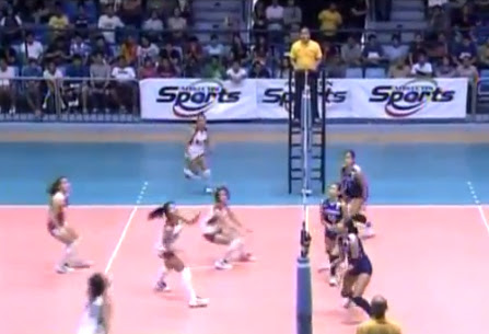 UAAP Season 75 Volleyball Women's – Ateneo vs. La Salle – Video