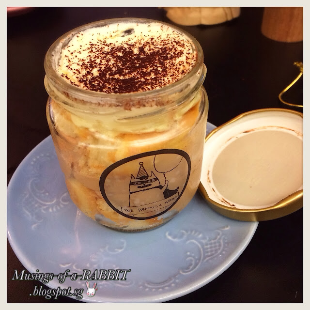 The Tiramisu Hero, 121 Tyrwhitt Road