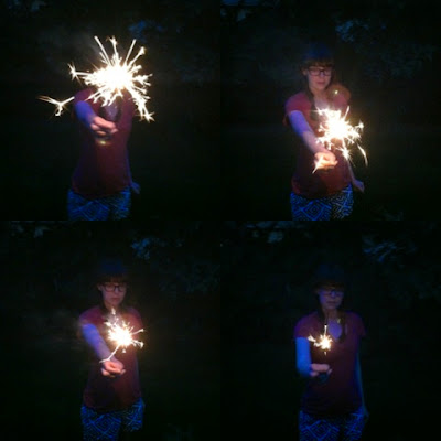 sparklers, celebrate, fireworks, fourth of july, america, murica,