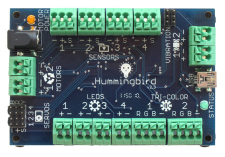 Hummingbird board