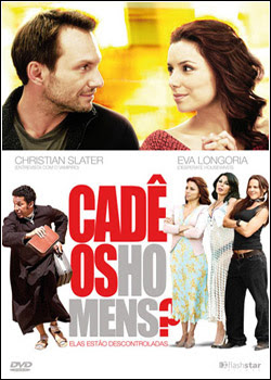 Filme Poster Cadê Os Homens BDRip XviD Dual Audio & RMVB Dublado
