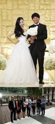 Victoria rạng rỡ làm Cô dâu ngổ ngáo của Cha Tae Hyun