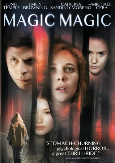 Poster Of English Movie Magic Magic (2013) Free Download Full New Hollywood Movie Watch Online At alldownloads4u.com