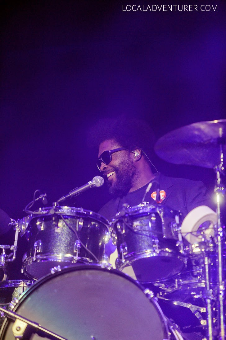 Questlove The Roots Las Vegas.