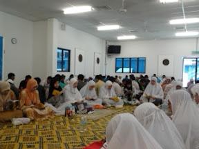 Majlis Bacaan Yassin dan Solat Zohor Berjemaah