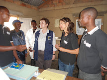 European Commisioner was pleased with project of PIN in DRC