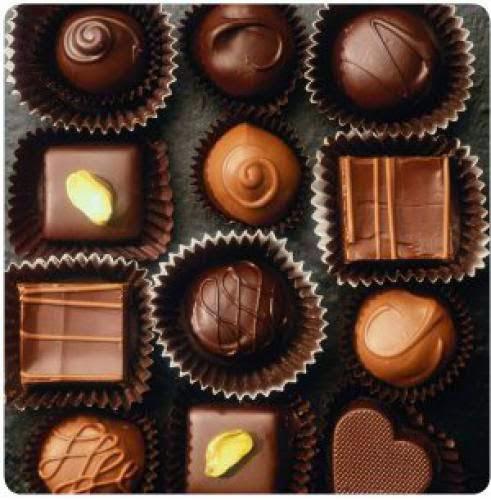 Chocolate Ritual Giggle