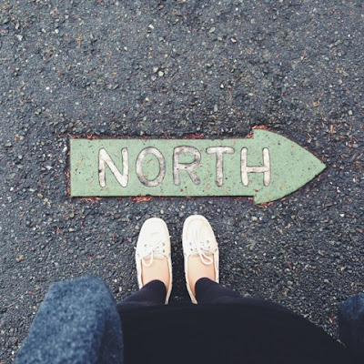 musings: true north