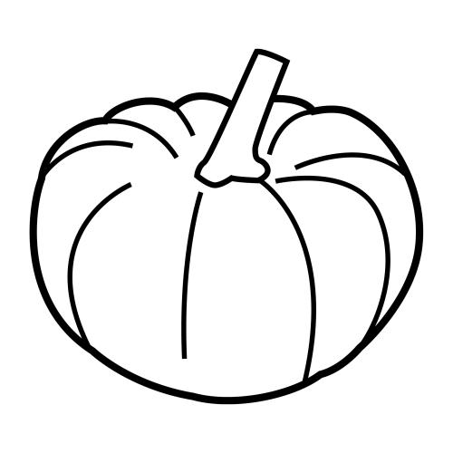 Pinto dibujos calabaza para colorear - Calabaza halloween para colorear ...