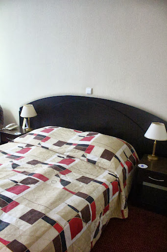 Accommodation in Moscow, Izmailovo Gamma Delta