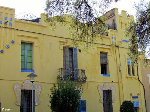 Casa narcisa freixas barcelona modernista - Casa la garriga ...