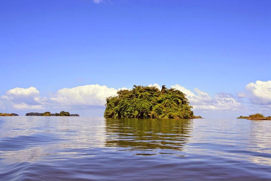 Isla de Mancarrón, Nicaragua, otra de las maravillas naturales del mundo