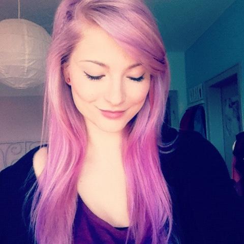 Wie Du Deine Lila Haare Wieder Blond Färben Kannst