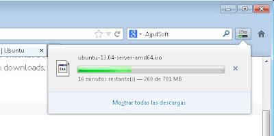 Requisitos para instalar Linux Ubuntu server 13.04 y servidor web con Tomcat, Apache, PHP y MySQL