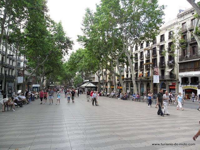 Barcelona, La Rambla