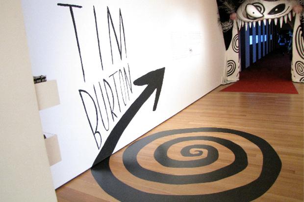 Exposición sobre Tim Burton en el MOMA de Nueva York