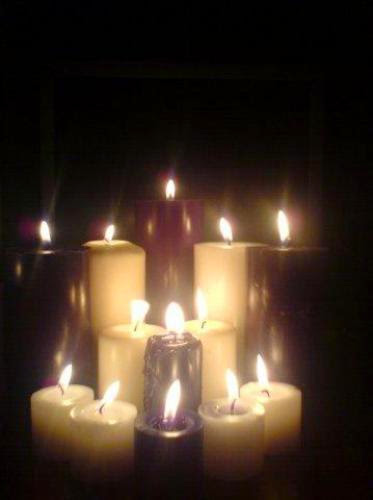 Healing With Candles