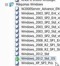 Plantilla VMware Windows 2012