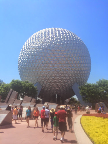 observations from Epcot