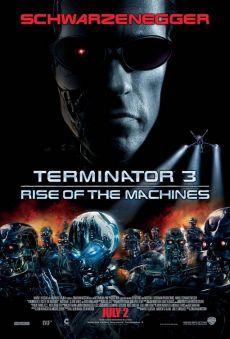 Phim Kẻ Hủy Diệt 3 - Máy Móc Nổi Dậy - The Terminator 3: Rise Of The Machines - Wallpaper