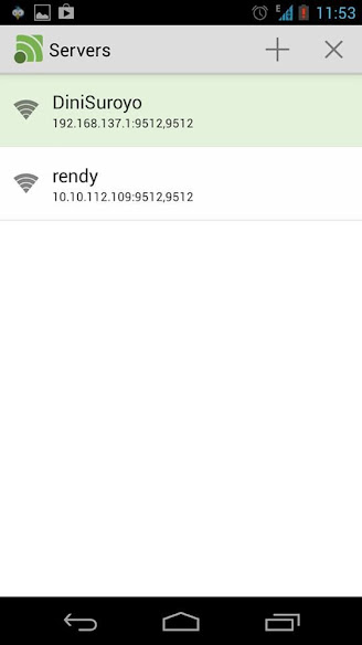 Unified Remote Server, Kendalikan Laptop dengan Ponsel Android