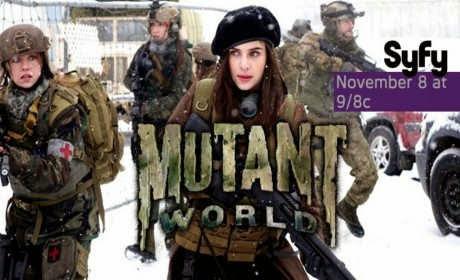 مشاهدة  فيلم Mutant World  مترجم اون لاين