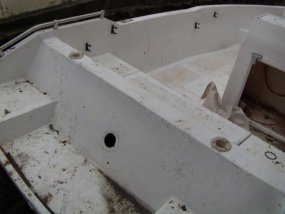 Лодки Second-hand Нов Внос DVCI5297
