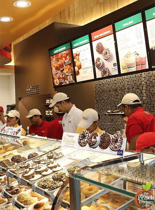 Krispy Kreme Opens 53rd Store in Tomas Morato