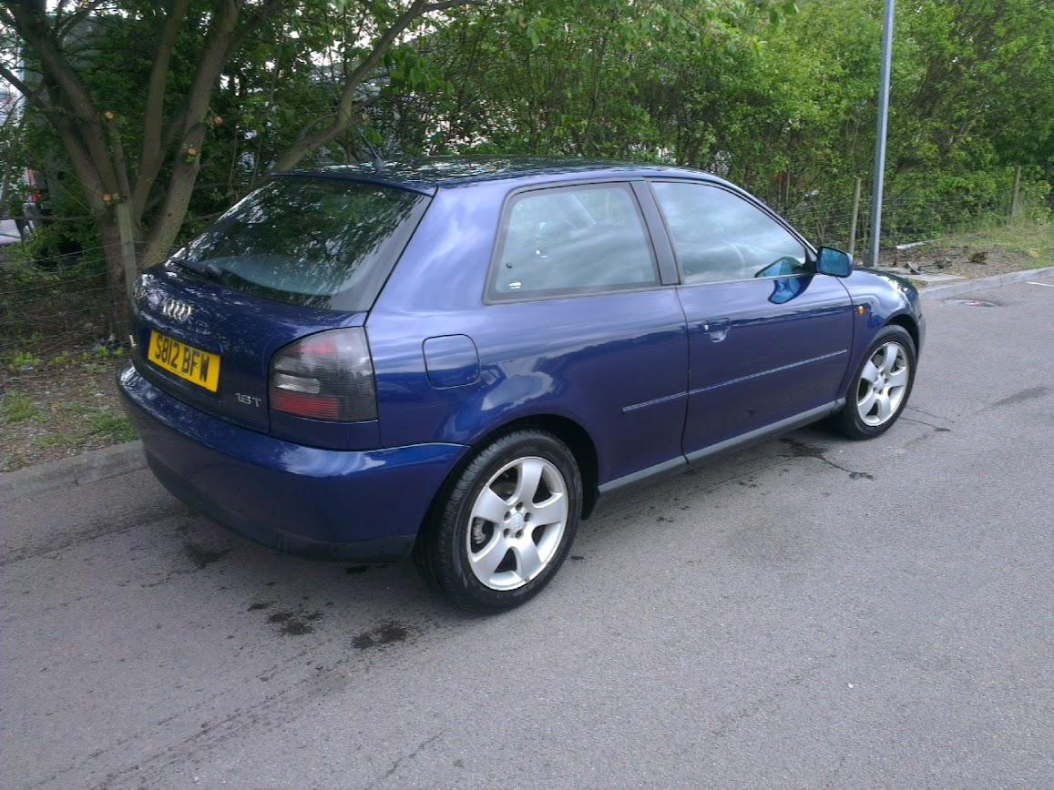 Audi a3 uprated turbo 13