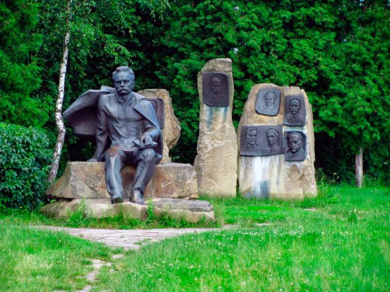 Державний історико-культурний заповідник Нагуєвич