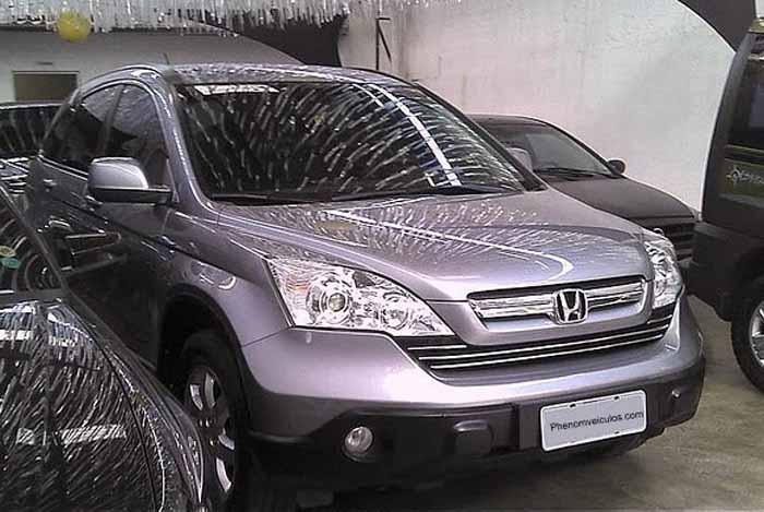 Honda CRV 2008 usada LX 4X2 Automática - Preço