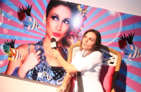 Monica Iozzi em Salvador CQC 2011