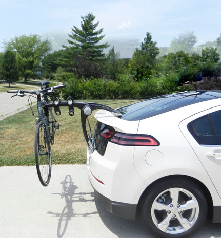 Roof Racks Bike Racks For A Volt