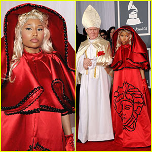 Nicki Minaj needs an exorcist