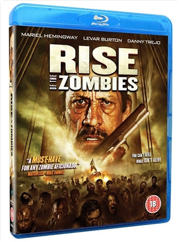 Rise Of The Zombies Subtitulada BrRip 2012