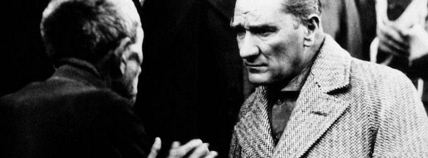 Atatürk köylünün derdini dinliyor kapak fotoğrafları