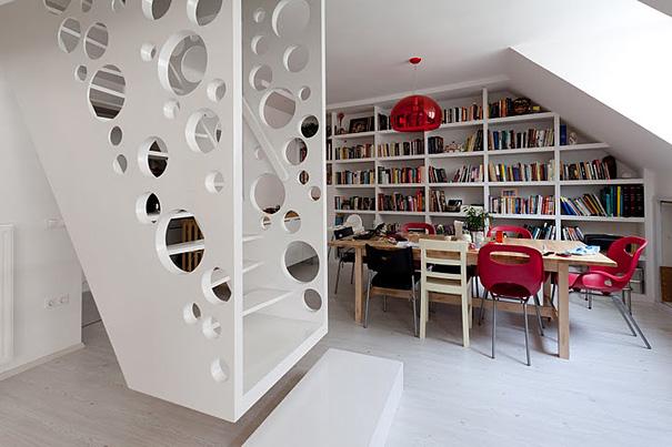 25 необичайни и креативни проекти за стълби