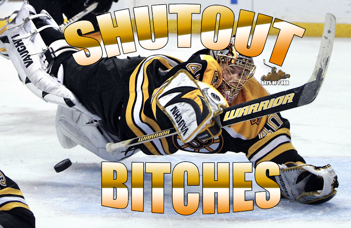 shutout bitches