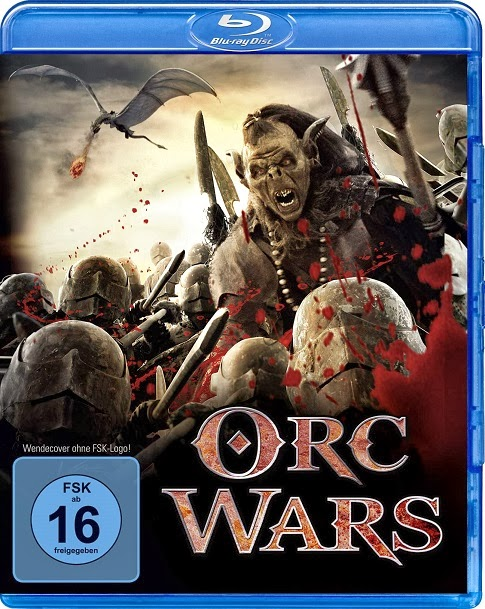 Filme Poster Orc Wars BDRip XviD & RMVB Legendado