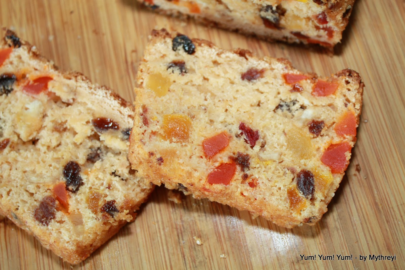 Yum! Yum! Yum!: Fruit Tea Bread (Quick 'n' Easy)