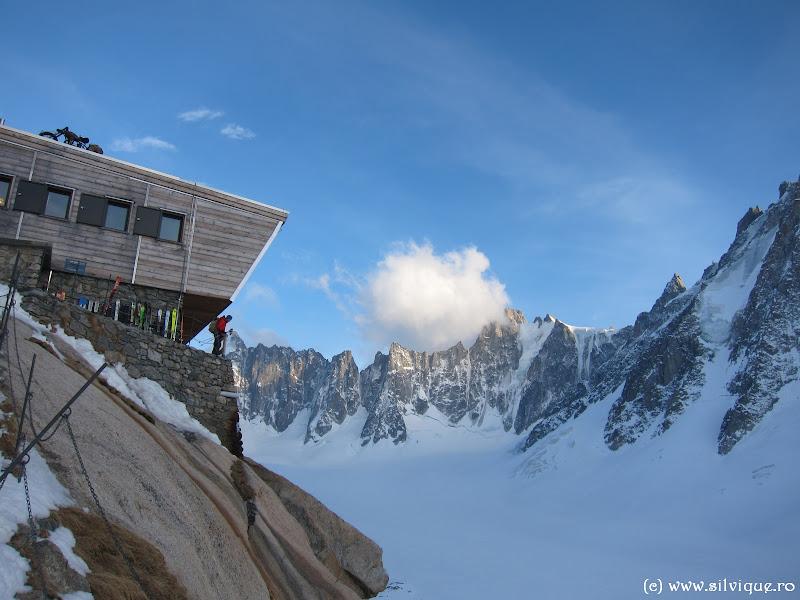 2014.03.20 - Haute Route: Chamonix - Refuge d'Argentière