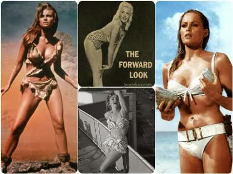 The Bikini became an Industry Career Prop when it was worn by the likes of Ursula Andress, Marilyn Monroe and Raquel Welch