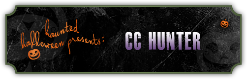 Haunted Halloween with C.C. Hunter and a Giveaway!