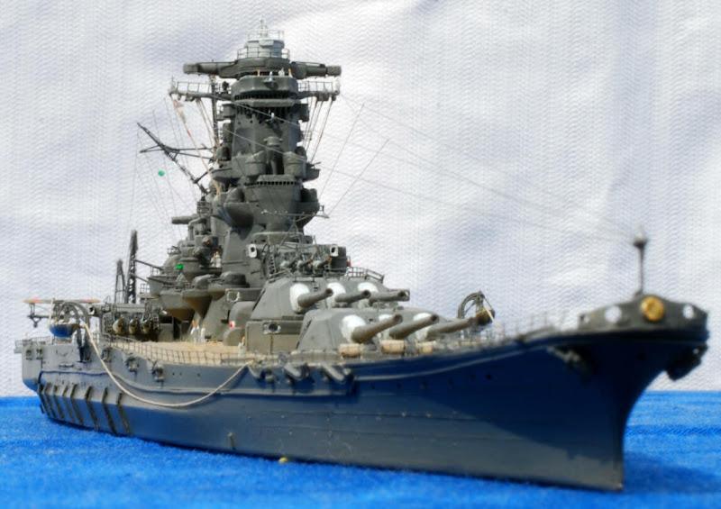 戦艦「大和」(竣工時)