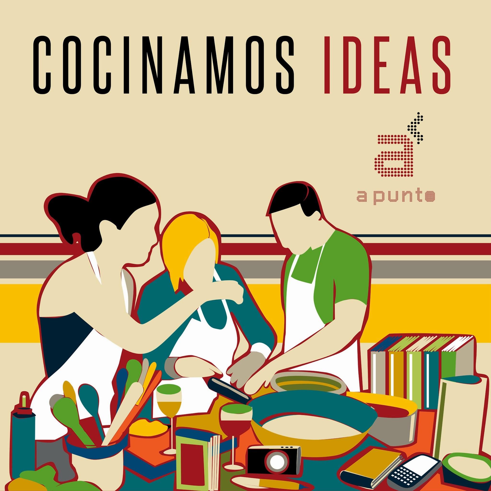 SOMOS ESCUELA DE COCINA Y LIBRERÍA . FACTORIA DE IDEAS